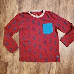 Mini Boden Bug Shirt 9/10